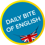 Daily Bite of English